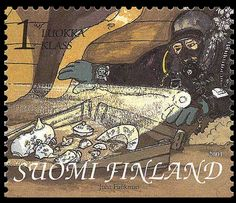 Luxury Homes Dream Houses, Finland, Stamps, Seals, Postage Stamps, Stamp