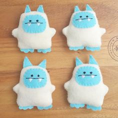 WEVE CAUGHT THE YETI MONSTER!! And now you can have your very own YETI MONSTER too! While hes too small to start stealing from the chicken coop, he comes out of hiding during the cold weather into homes to steal cookies. YES, YOUR COOKIES! How dare he!  Make sure your cat police is on high alert and catches him in the act! But a word of warning, these little guys are hard to find and puts up quite the fight!  This YETI MONSTER makes a great unique gifts too for your fellow cat lady/man…