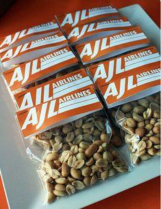 LTL Airlines' Peanuts
