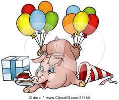 BDay pig