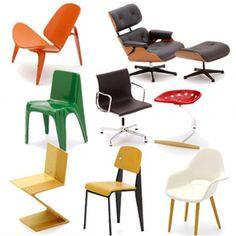 cadeiras designers famosos - Pesquisa Google