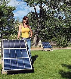 Easy Solar Install With New 2017 Rebates