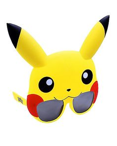 Pikachu Sunglasses - Pokemon - Spirithalloween.com
