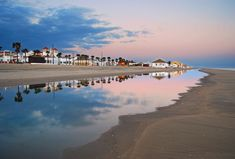 Playa de La Antilla. Huelva. España