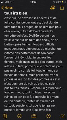 French Words, French Quotes, Spanish Quotes, Text Quotes, Book Quotes, Words Quotes, Deep Texts, What Do You Feel, Cute Texts