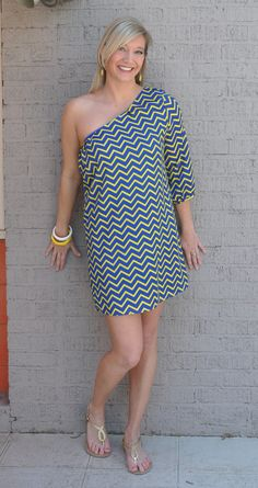 Perfect WVU dress!!