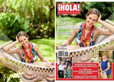 Commercial Photography in Nicaragua by Eterno FotoArte. HOLA Magazine cover *Fotografía comercial en Nicaragua por Eterno FotoArte. *Revista HOLA portada