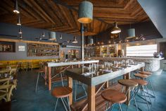 Madera Kitchen, a Rustic Mediterranean Eatery in Hwood - First Look - Eater LA
