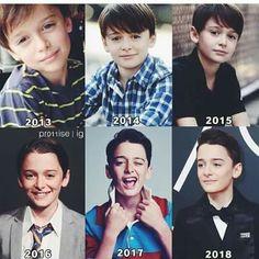 Que la pubertad me agarre así diosito  #pubertad #noahschnapp #eshermosovoyallorar
