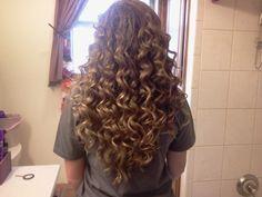 sissy's beautiful hair!