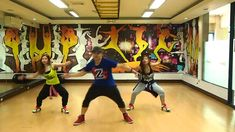 Englishman In New York (Cumbia) | Zumba Fitness