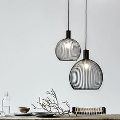Explore the raw power of metal with the Aver pendant by Danish brand Nordlux.Use the ceiling hanging lamp for mood lighting or general illumination. Hanging Ceiling Lamps, Nordlux, Ceiling Hanging, Light, Ceiling Pendant Lights, Pendant Light, Elegant Living Room, Hanging Lights, Ceiling Lights