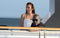 Black #Cosmopolitan Michael Jordan Is Spotted On a YACHT With is New Wife . . . And HATERS Online Are Saying . . . She Looks 'OLD'   #Basketball, #Bethesda, #BethesdaByTheSea, #MARYLAND, #MichaelJordan, #NATIONALBASKETBALLASSOCIATION, #ShootingGuards, #SportsInTheUnitedStates, #YACHT        June 28, 2017: Michael Jordan and his 35-year-old wife Yvette were out on their family yacht. The couple has been together for almost a decade, and have two children together. The bask