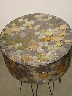 art using tin cans - Google Search