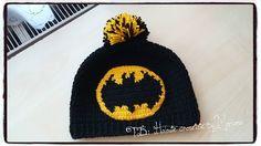 Hainute si accesorii crosetate by Mariana: Batman is here !