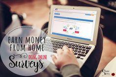 Chronic Kindness: Earn Money From Home Doing Online Surveys