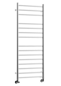 DQ Heating Siena Polished Stainless Steel Towel Rail 500 x 1540mm Image £256