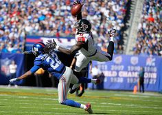 b0f9684c18b Julio Jones Photos - Atlanta Falcons v New York Giants - Zimbio Julio  Jones
