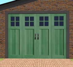 Great blog on building your own traditional carriage style garage new garage doors in this color and style that automatically open up or fold accordian style garage door hingesdiy solutioingenieria Choice Image