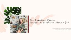 The Creative Pause is a video series hosted by Stacey Fay and Susan Padron. In a time of solitude and fear, we are cultivating joy, love and connection. Self Care, Spirituality, Joy, In This Moment, Creative, Tips, Youtube, Hair, Whoville Hair