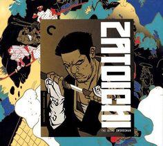 Zatoichi: The Blind Swordsman [Criterion Collection] [27 Discs] [9 Blu-rays/18 DVDs] [Blu-ray/DVD]