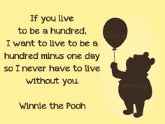 Winnie the Pooh Poster quote.