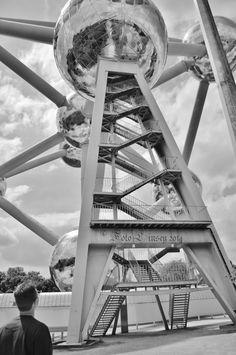 Brussel : Atomium