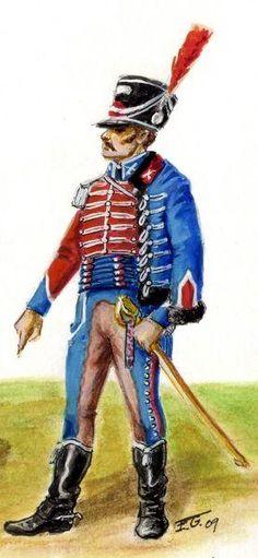 Húsares de Lusitania 1802