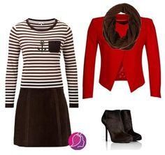 dress for deep autumn
