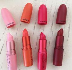 MAC Giambattista Valli limited edition lipsticks