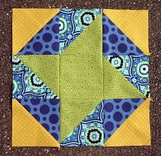 Friendship Twist Block