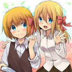 Armin, Levi X Eren, Attack On Titan Ships, Attack On Titan Anime, Christa Renz, Anime Manga, Anime Art, Rivamika, Eremika