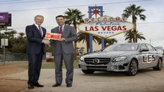 Mercedes E-Class ready to drive autonomously on Nevada roads [w/video]