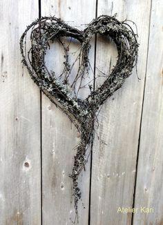 Heart decoration Atelier Kari
