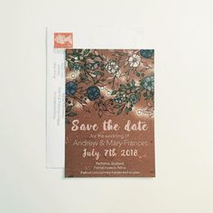 """SHIV (@shivmakesthings) on Instagram: """"So so excited to finally share some wedding invites I've been working on for two of the best people I know!' . . . . #wedding #weddinginvitations #graphicdesign #illustration #rusticwedding #typography #art #print #weddingideas #engagement #savethedate #drawing"""
