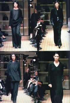 Hermès by Martin Margiela Autumn-Winter 1998-1999 Studio Voice, Martin Margiela, July 1998