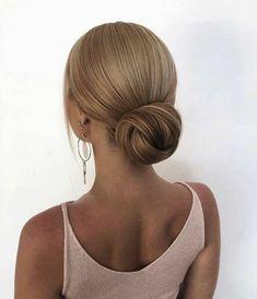 Wedding Hair And Makeup, Bridal Hair, Hair Makeup, Wedding Nails, Hair Inspo, Hair Inspiration, Fashion Inspiration, Pretty Hairstyles, Wedding Hairstyles