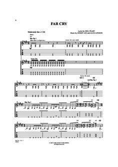 queensryche silent lucidity guitar sheet music with tab music i love sheet music. Black Bedroom Furniture Sets. Home Design Ideas