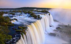 Iguazu Falls - (Argentina and Brazil)