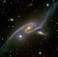 Giant Galaxy NGC 6872