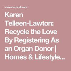 Not Organ donor canada homosexuals