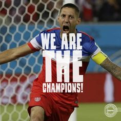 Dempsey scores in 1st minute! USA vs Ghana http://slides.ly/WorldCupFun