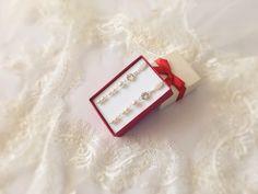 simple delicate earrings, pearl earrings, long simple drop earrings, swarovski, bridal, wedding earrings Pearl Earrings, Drop Earrings, Wedding Earrings, Swarovski, Delicate, Pearls, Simple, Model, Silver