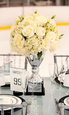 This would be a great idea for a wedding, but everyone would want to be at #66...
