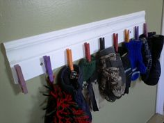 New winter hat storage ideas drying racks Ideas