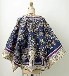 1850–1900, silk, metal, 30 1/4 in. (76.8 cm)