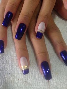 """See our web site for more info on """"trending nail designs nail art"""". It is actually an excellent area to find out more. Nail Art Designs, Nail Designs Spring, Hair And Nails, My Nails, Korean Nail Art, Manicure And Pedicure, Pedicure Ideas, Blue Pedicure, Stylish Nails"""