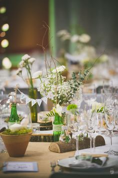 Diy, Table Decorations, Communion, Home Decor, Wedding Ideas, Wedding Events, Outdoor Parties, Diy Ideas For Home, Flowers
