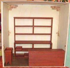 TUTO réalisation d'un magasin pour les meubles