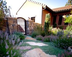 Mediterranean Landscape Tuscan Style Design, Pictures, Remodel, Decor and Ideas - page 18